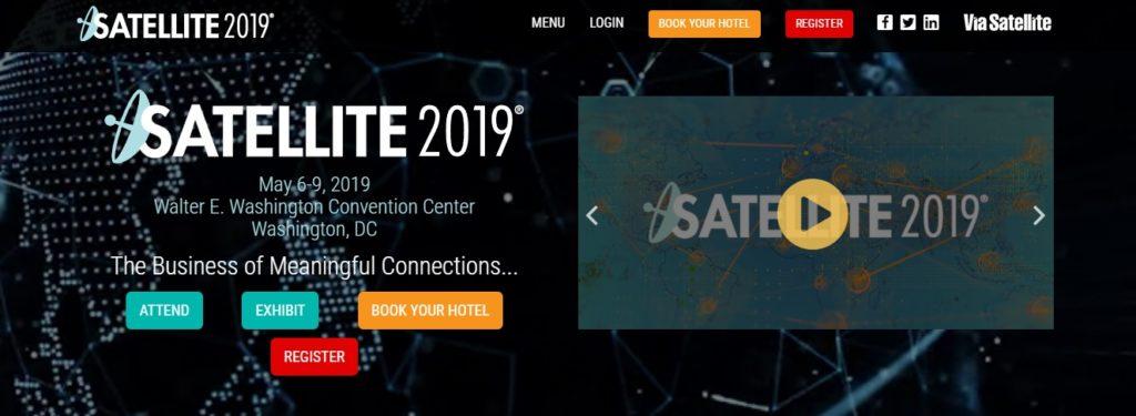 satellite show 2019