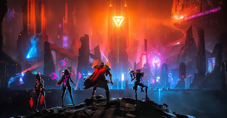 Riot Games Tease Next Lineup For League Of Legends PROJECT