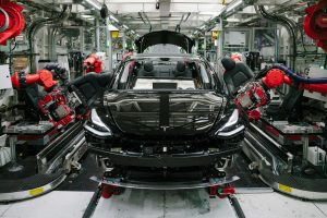 Tesla Employees Claims They Used Electrical Tape In Production Of Model 3